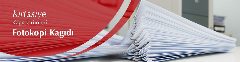 Fotokopi Kağıdı